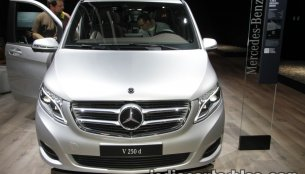 Mercedes V-Class to be launched in India in January 2019 - Report