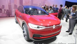 New VW I.D. CROZZ concept showcased at IAA 2017 - Live