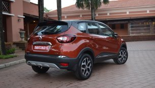 Indian-spec Renault Captur officially revealed [Gallery Update]