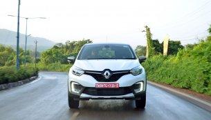 Renault Captur AMT variant ruled out