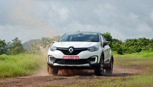 Renault Captur test drive review