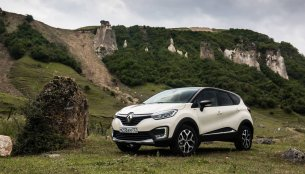 "Renault Captur to be priced ""much higher"" than the Renault Duster - Report"