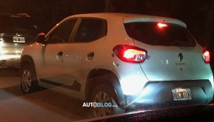 Renault Kwid continues testing in Argentina ahead of launch
