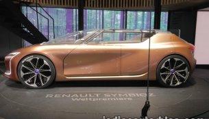 Renault SYMBIOZ concept - IAA 2017 Live