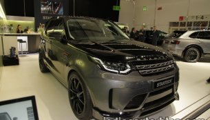 STARTECH Land Rover Discovery showcased at IAA 2017 Live