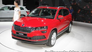 Skoda Karoq to launch in India next year to challenge the Hyundai Tucson - Report