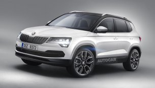 Skoda to launch entry level crossover in 2019 - Report