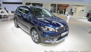 Next-gen Suzuki S-Cross to feature plug-in hybrid tech - Report