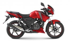 2018 TVS Apache RTR 160 to be launched in India 'soon'