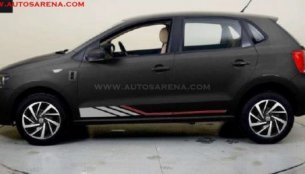 VW Polo 10th Anniversary Edition leaked, to go on sale in India by October