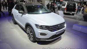 Volkswagen T-Roc & T-ROC R-Line showcased at IAA 2017 - Live [Update]