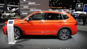 VW Tiguan Allspace & VW Tiguan Allspace R-Line showcased at IAA 2017 - Live