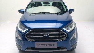 India-spec Ford EcoSport facelift details revealed [20 images]