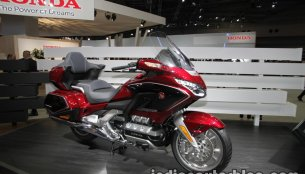 2018 Honda Goldwing bookings open; price starts from INR 26.85 lakhs
