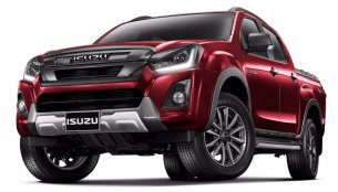 2018 Isuzu D-Max (facelift) officially revealed in Thailand