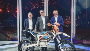 2018 KTM Freeride E-XC unveiled in Europe
