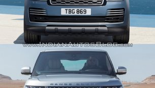 2018 Range Rover vs. 2013 Range Rover - Old vs. New