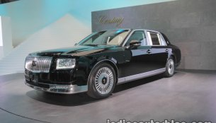 2018 Toyota Century (3rd gen) at the 2017 Tokyo Motor Show - Live