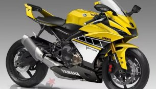 2018 Yamaha R-09 Concept Rendered
