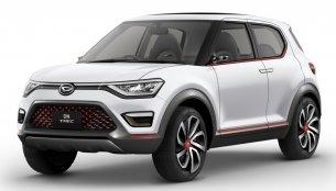 Daihatsu DN TREC & DN Multisix concepts coming to Tokyo Motor Show
