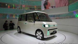 Daihatsu DN U-SPACE concept at the 2017 Tokyo Motor Show - Live