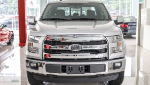 Ford F-150 RHD version debuts in Malaysia, priced from RM 3,88,888