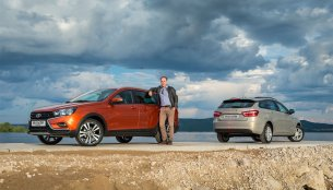 Lada Vesta SW and Lada Vesta SW Cross now available to order in Russia