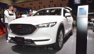 Mazda CX-8 at 2017 Tokyo Motor Show - Live