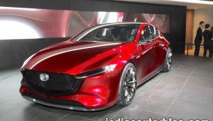 Mazda Kai Concept at 2017 Tokyo Motor Show - Live