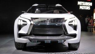 Mitsubishi e-Evolution Concept at the 2017 Tokyo Motor Show - Live