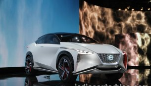 Nissan IMx Concept at the 2017 Tokyo Motor Show - Live