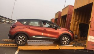 Renault Captur launch in November as dispatch to dealerships commence