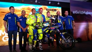 Sherco TVS Factory rally team announced for 2018 Dakar