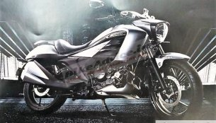 5 Things we know about the Suzuki Intruder 150