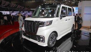 Suzuki Spacia Concept, Suzuki Spacia Custom Concept - 2017 Tokyo Motor Show Live