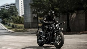 Triumph Bonneville Bobber Black unveiled in UK