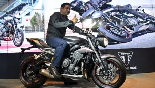 Former Triumph Motorcycle India MD, Vimal Sumbly, joins Royal Enfield