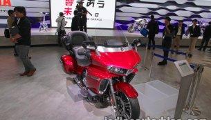Yamaha Star Venture at the 2017 Tokyo Motor Show - Live