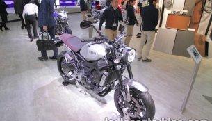 Yamaha XSR900 & Yamaha YZ450F at the 2017 Tokyo Motor Show - Live