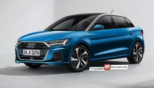 2018 Audi A1 Rendered ahead of Geneva IMS 2018 Premiere