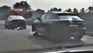 Audi Q8 and 2018 Audi A8 spotted in India [Video]