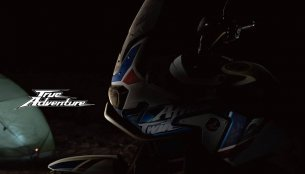 2018 Honda Africa Twin teased; to debut on November 6