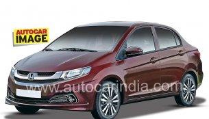 Next-gen 2018 Honda Amaze to have world premiere at Auto Expo 2018