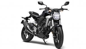 2018 Honda CB300R unveiled at 2017 EICMA show