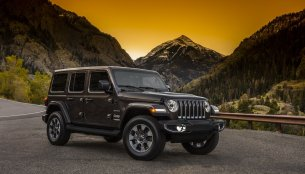 2018 Jeep Wrangler revealed, to debut at 2017 LA Auto Show