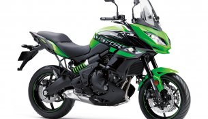 2018 Kawasaki Versys 650 launched in India
