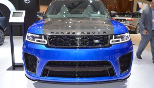 2018 Range Rover Sport (facelift) bookings in India now open
