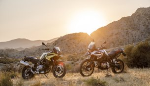 BMW F 750 GS & BMW F 850 GS India launch in February 2018 - Report