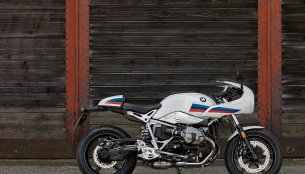 BMW R nineT Racer & BMW K 1600 B India unveil on November 24