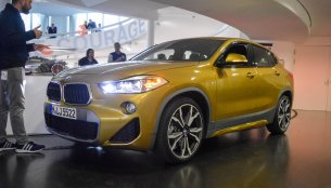 BMW X2 - In 8 Live Images